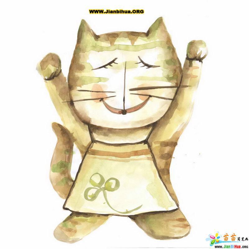 可爱 古长城/可爱动物简笔画/类别:卡通动物简笔画 图片张数:10张上传者:...