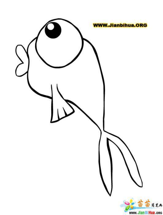 动物简笔画大全22张图片(第3张)