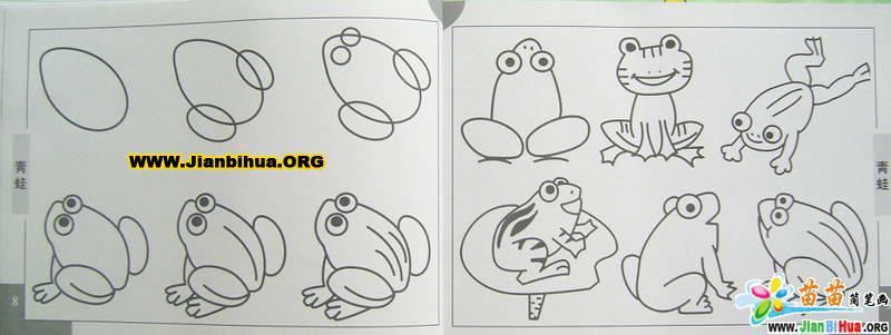 儿童简笔画大全图片43张(第5张)