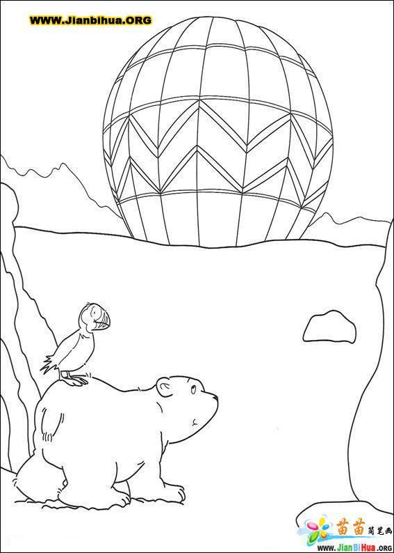 森林动物简笔画 小树袋熊21张 第21张