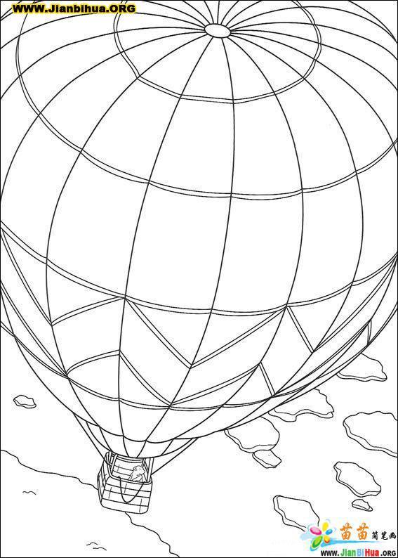 可爱北极熊简笔画图片38张(第7张)