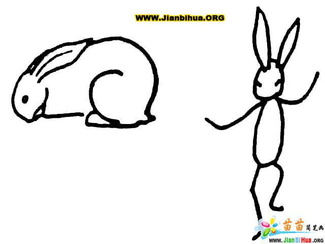 幼儿简笔画的教学心得是什么?用最简单的线条表现出最形像的所画物.