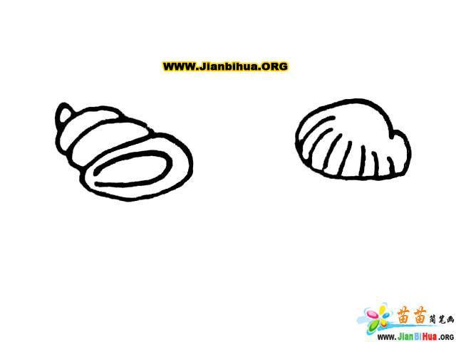 蝴蝶简笔画 蜜蜂简笔画 乌龟简笔画图片10张 第5张