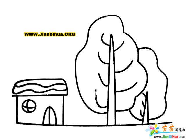 小学农舍简农村图片的网站清湖笔画图片