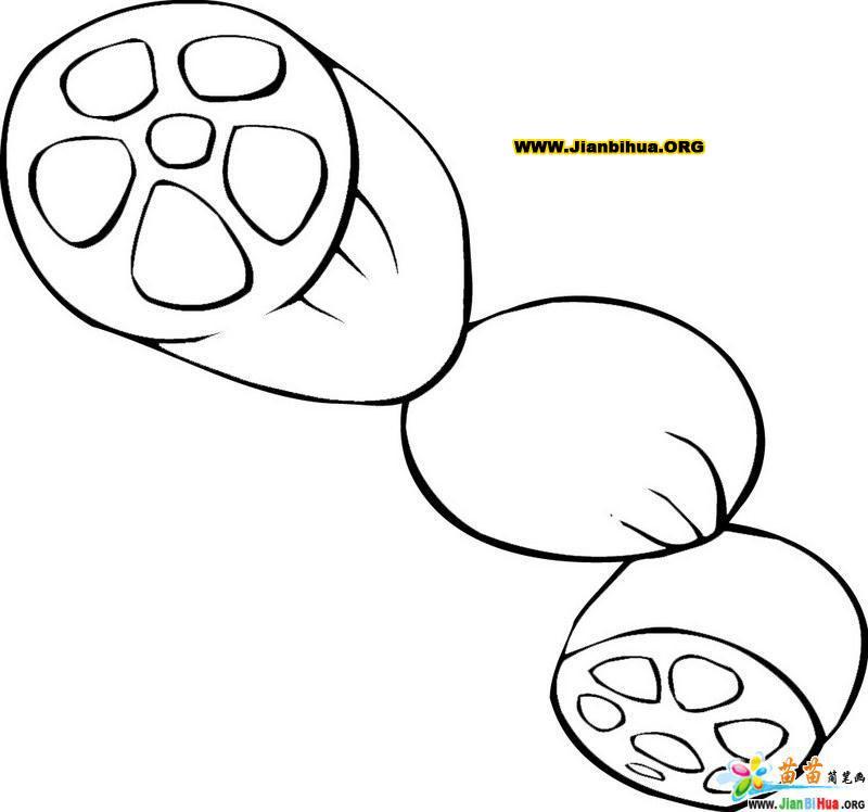 简笔画/类别: 蔬菜简笔画 图片张数:2张上传者:阴志刚尺寸:670...