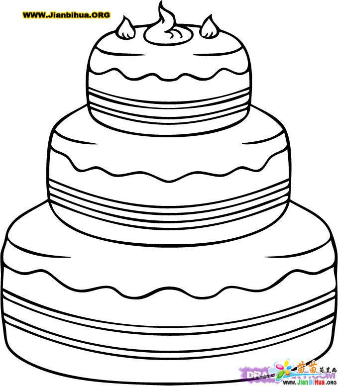 How To Draw Cake Images : ???????3?