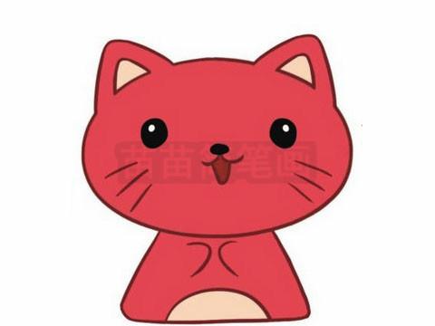 简笔画 动物简笔画 家禽家畜简笔画 >> 正文内容   猫咪小知识:猫不管