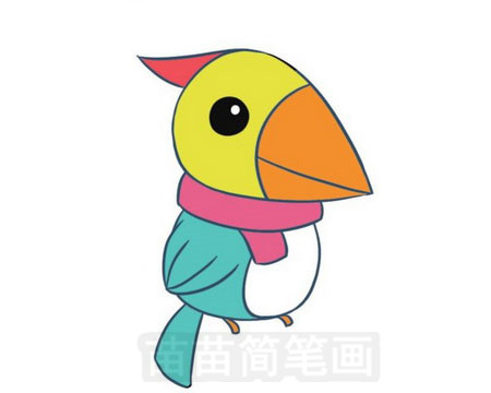 竹子简笔画图片大全作品五