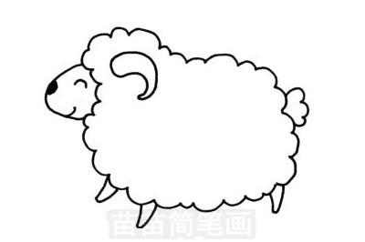 家畜山羊capra hircus比绵羊更能忍受恶劣的环境,被传播到世界各地,其祖先可能是中近东一