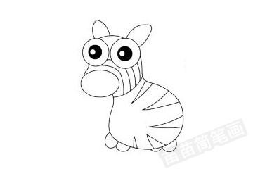动物简笔画 野生动物简笔画 >> 正文内容   斑马小知识:斑马是由四