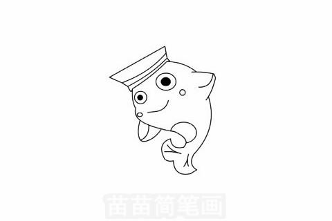 海豚是一种智力发达,非常聪明的动物,能表演各种美妙的跳跃动作,给