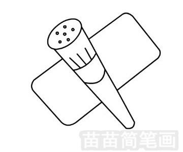 化妆台简笔画图片大全 教程