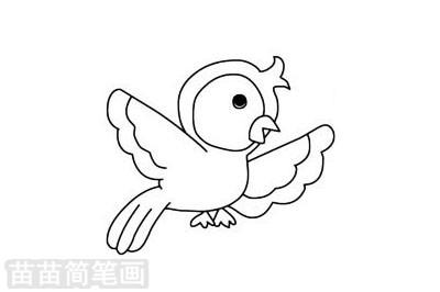 黄鹂简笔画图片大全作品二