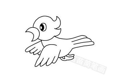 黄鹂鸟不仅叫声好听,外观也长的很好