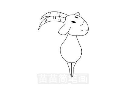 >> 正文内容   羚羊简笔画分步骤画法是:画出头的轮廓,加上耳朵和羊角