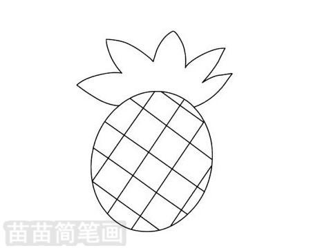 水果簡筆畫圖片大全 畫法