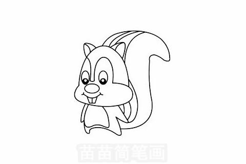松鼠是个贪吃鬼,在秋天觅得丰富的食物后,会利用树洞或在地上挖洞,储存果实等食物.