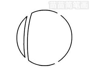 网球简笔画图片大全 画法