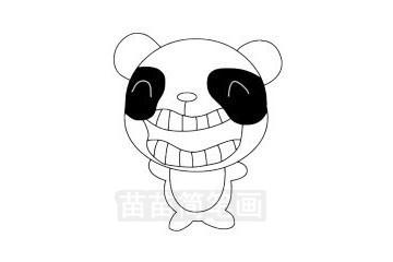 简笔画 动物简笔画 野生动物简笔画 >> 正文内容   熊猫小知识:大熊猫图片