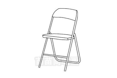 折椅简笔画图片大全 教程