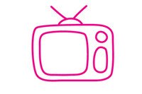 电视机简笔画图片大全、教程