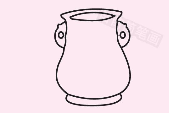 花瓶简笔画图片大全作品五