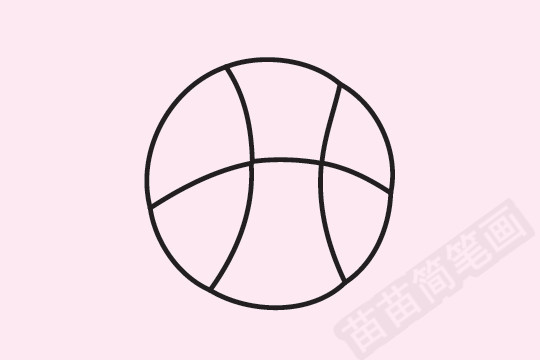 篮球简笔画图片大全作品一