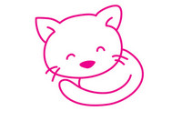 小猫咪简笔画图片大全、教程