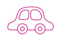 汽车简笔画图片大全、教程
