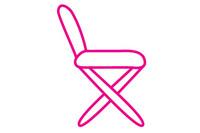 椅子简笔画图片大全、教程