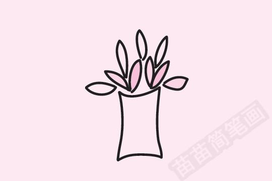 简笔画 风景简笔画 植物花卉简笔画 >> 正文内容   竹子简笔画分步骤