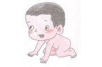 婴儿简笔画简单画法