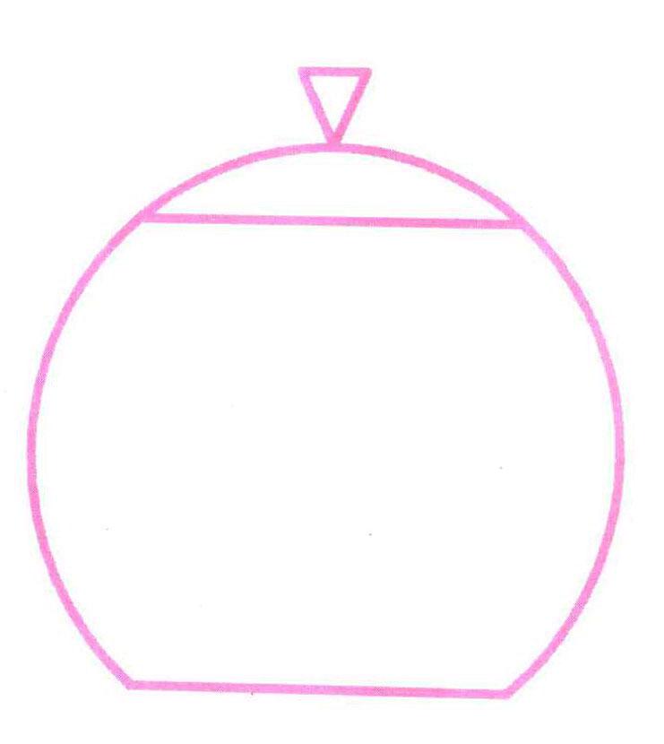 茶壶简笔画怎么画