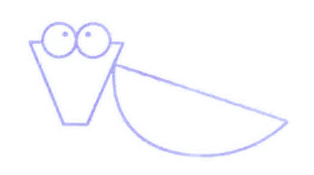 鳄鱼简笔画怎么画