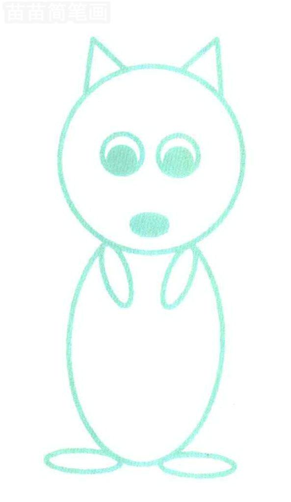 苗苗 简 笔画提供 的本 文内容为用图形组成的松鼠简笔画怎么画   松鼠,是哺乳纲啮齿目中的一个科,其下包括松鼠亚科和非洲地松鼠亚科,特征是长着毛茸茸的长尾巴、匀称灵活的身体.