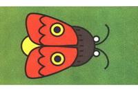 飞蛾简笔画怎么画