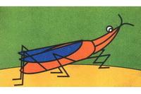 蝗虫简笔画怎么画