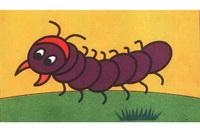 蜈蚣简笔画怎么画