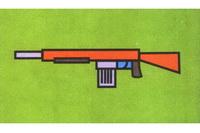步枪简笔画怎么画