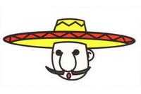 墨西哥人简笔画怎么画