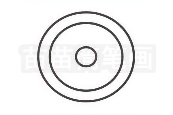 木轱辘简笔画怎么画步骤三