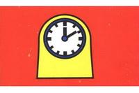 钟表简笔画怎么画