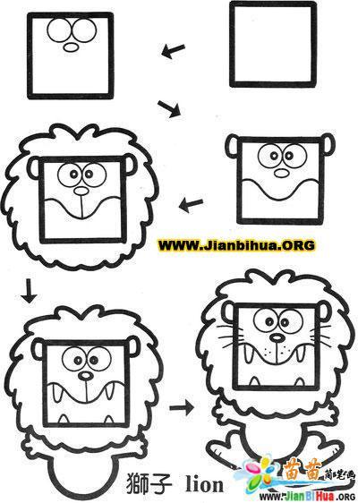 org, 沙漠动物简笔画15张大全(第10张) 简 07-22 夹克简笔画图片儿童
