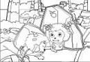 喜羊羊与灰太狼简笔画图片(30张)