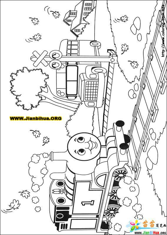 Image Result For James From Thomas The Train Coloring Pages