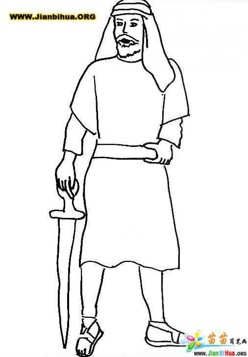 关于卡通人物小男孩放风筝的简笔画素材 (567x567) 放风筝的女孩侧面