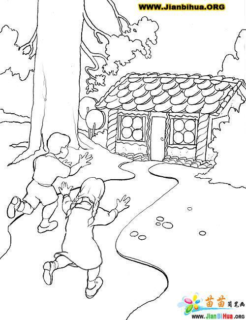 小学画画教程图片