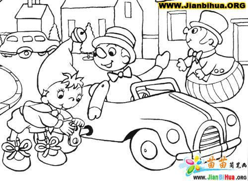 幼儿小猪简笔画大全三只小猪简笔画大全小猪简笔图片