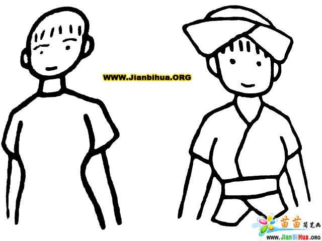 简笔画 龙令/类别: 人物表情简笔画 图片张数:12张上传者:龙令樟尺寸:...