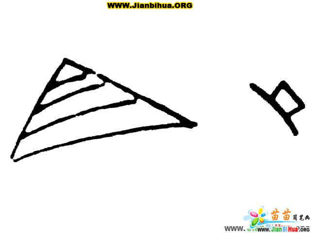 帽子的简笔画画法(第4张)